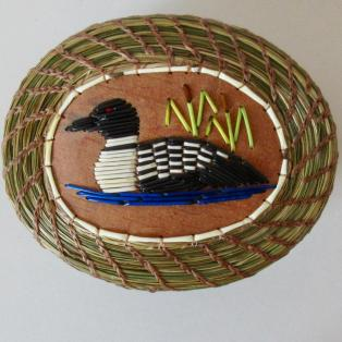 Loon Basket